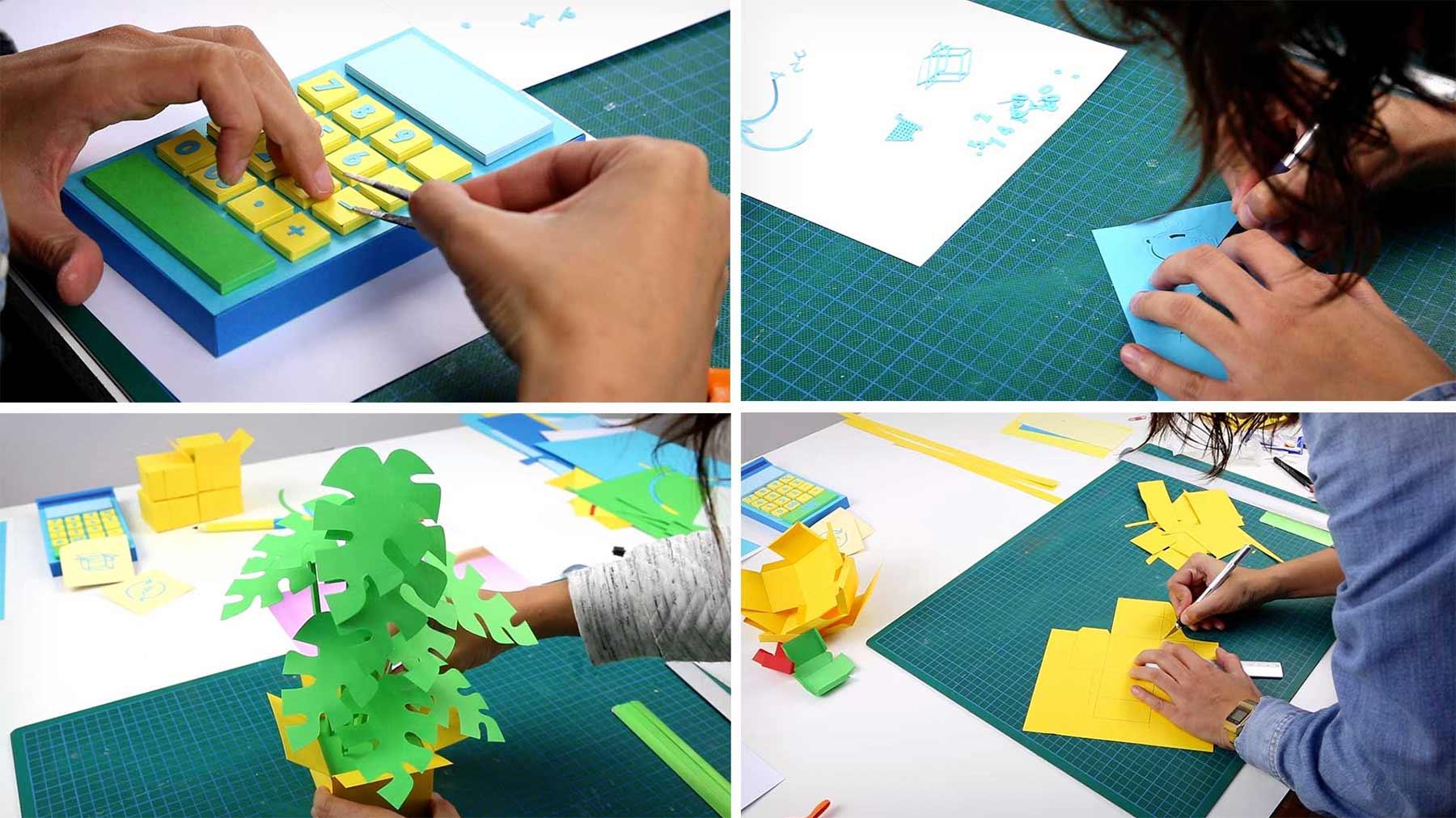 Papierkunst: Noelia Lozano Noelia-Lozano-Papier_05