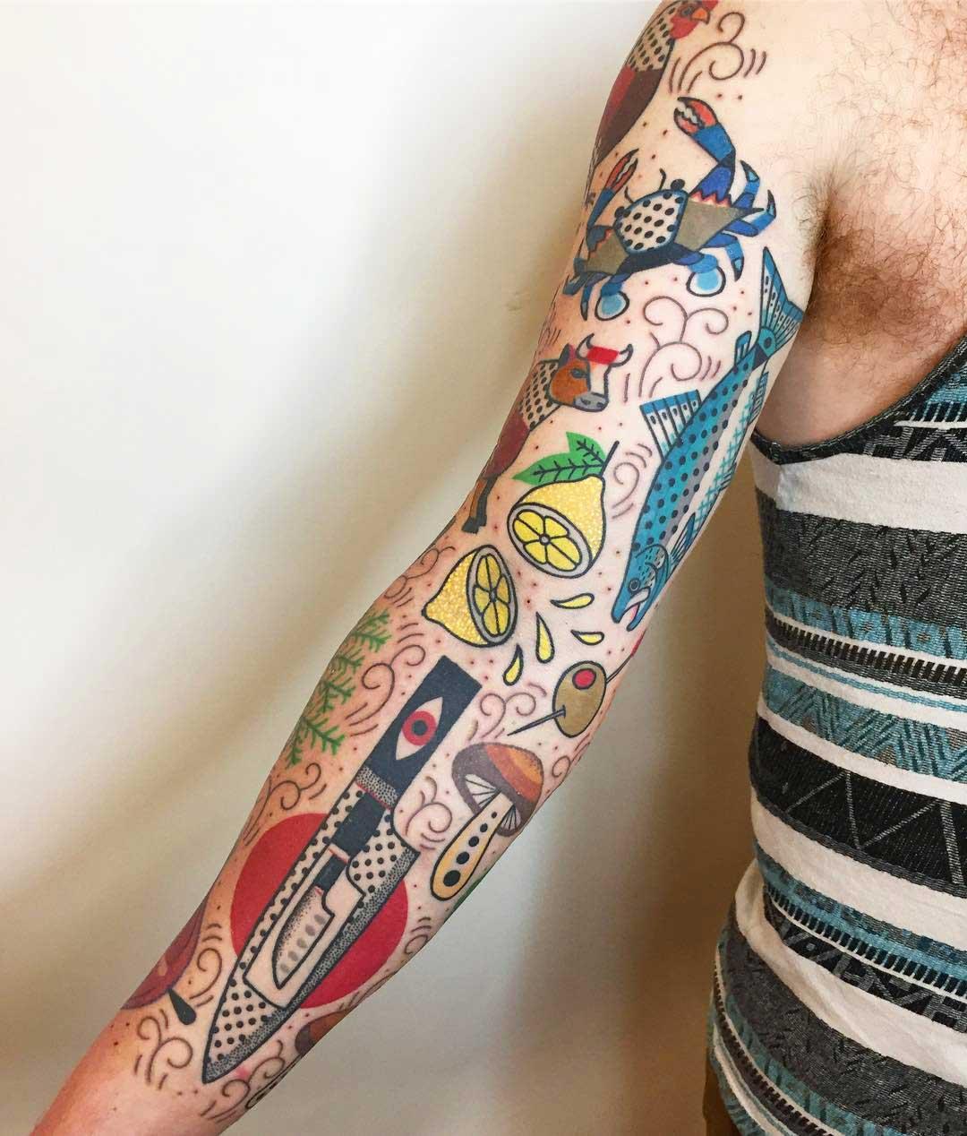 Tattoo Art: Winston The Whale Winston-The-Whale-Tattoo-art_02