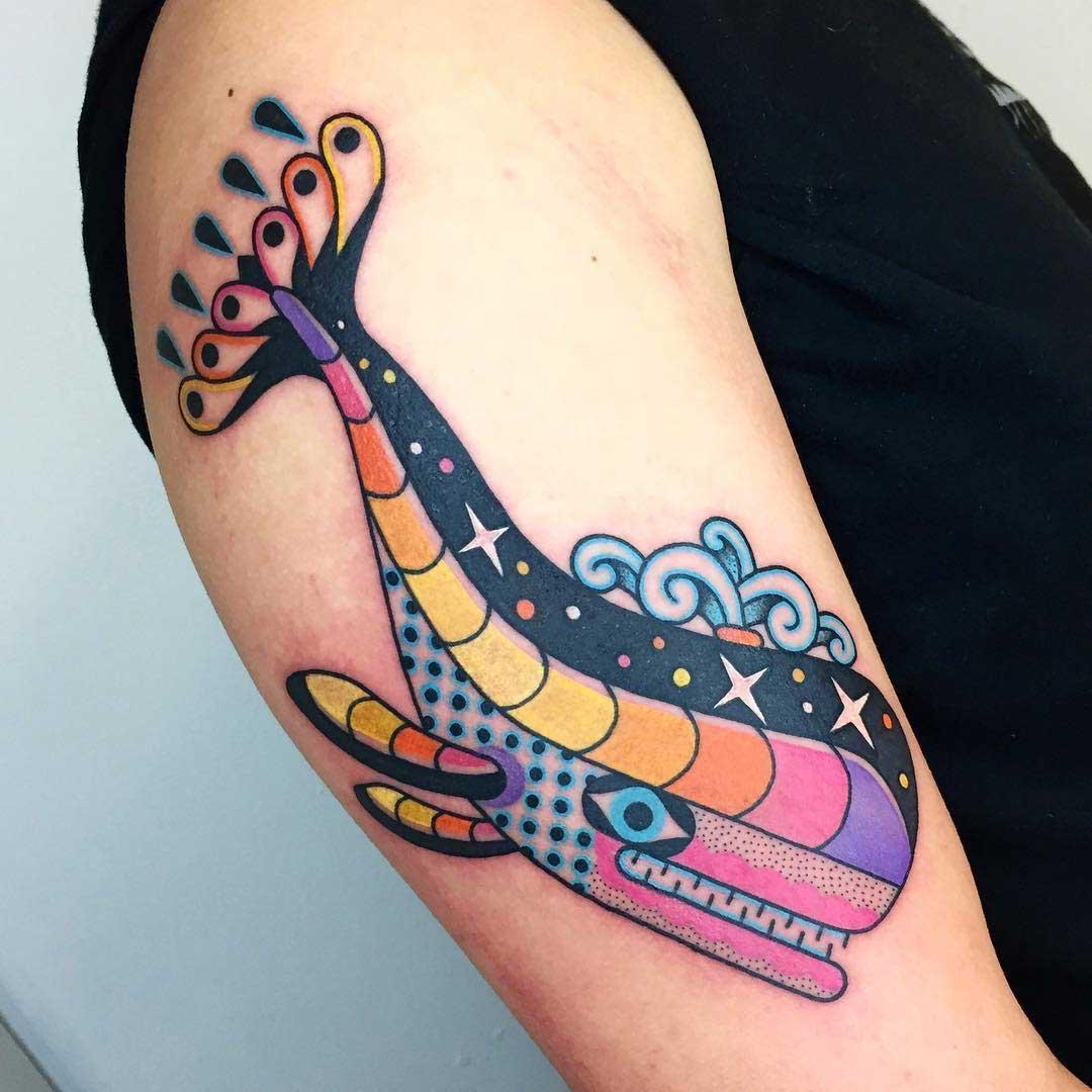 Tattoo Art: Winston The Whale Winston-The-Whale-Tattoo-art_09