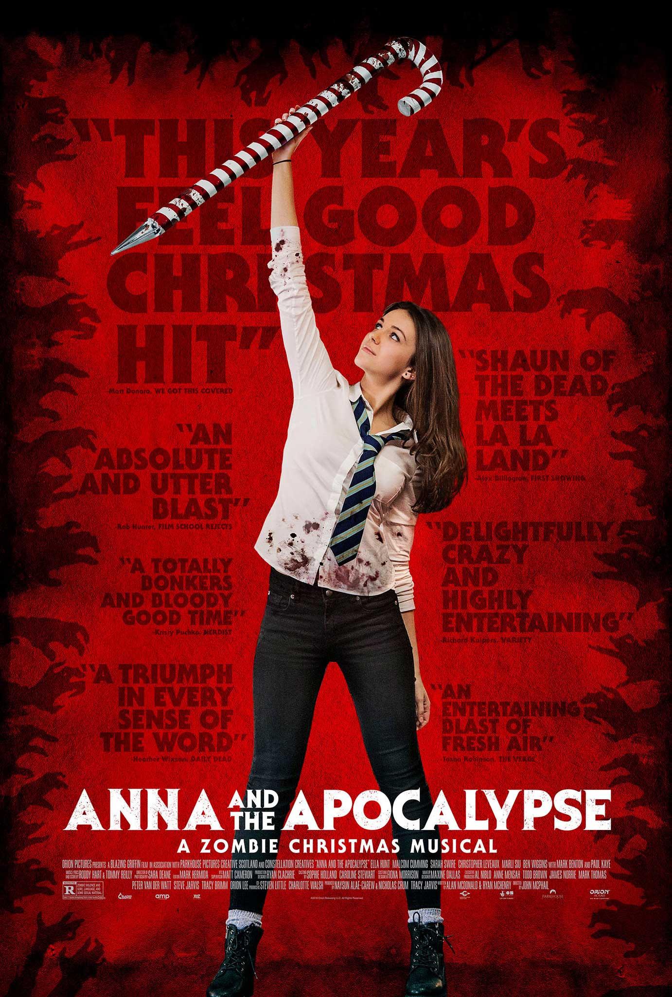 Review: Anna und die Apokalypse