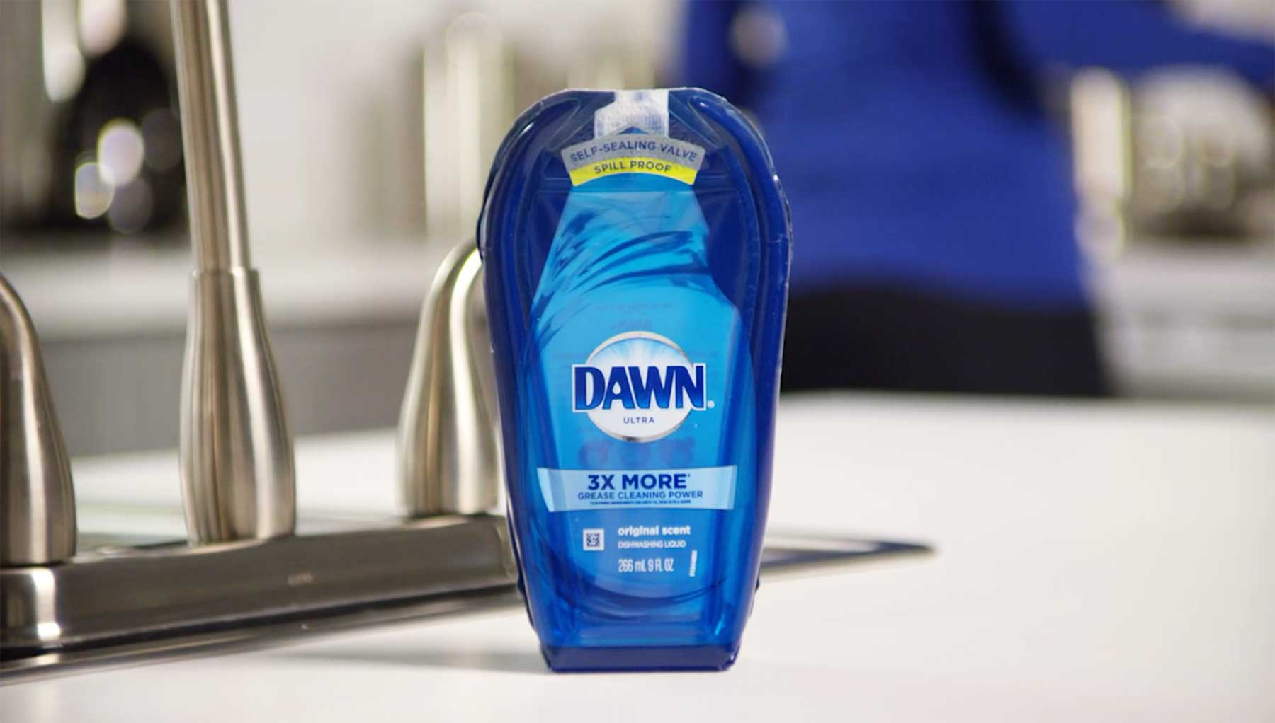 Diese Spülmittelflasche braucht keinen Deckel dawn-capfree-bottle-flasche-ohne-deckel
