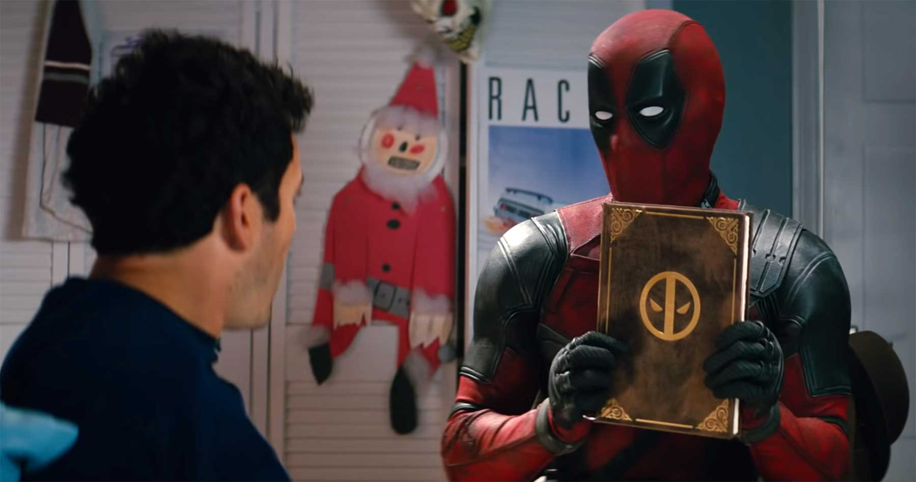 "Erster Trailer zu ""Once Upon A Deadpool"""