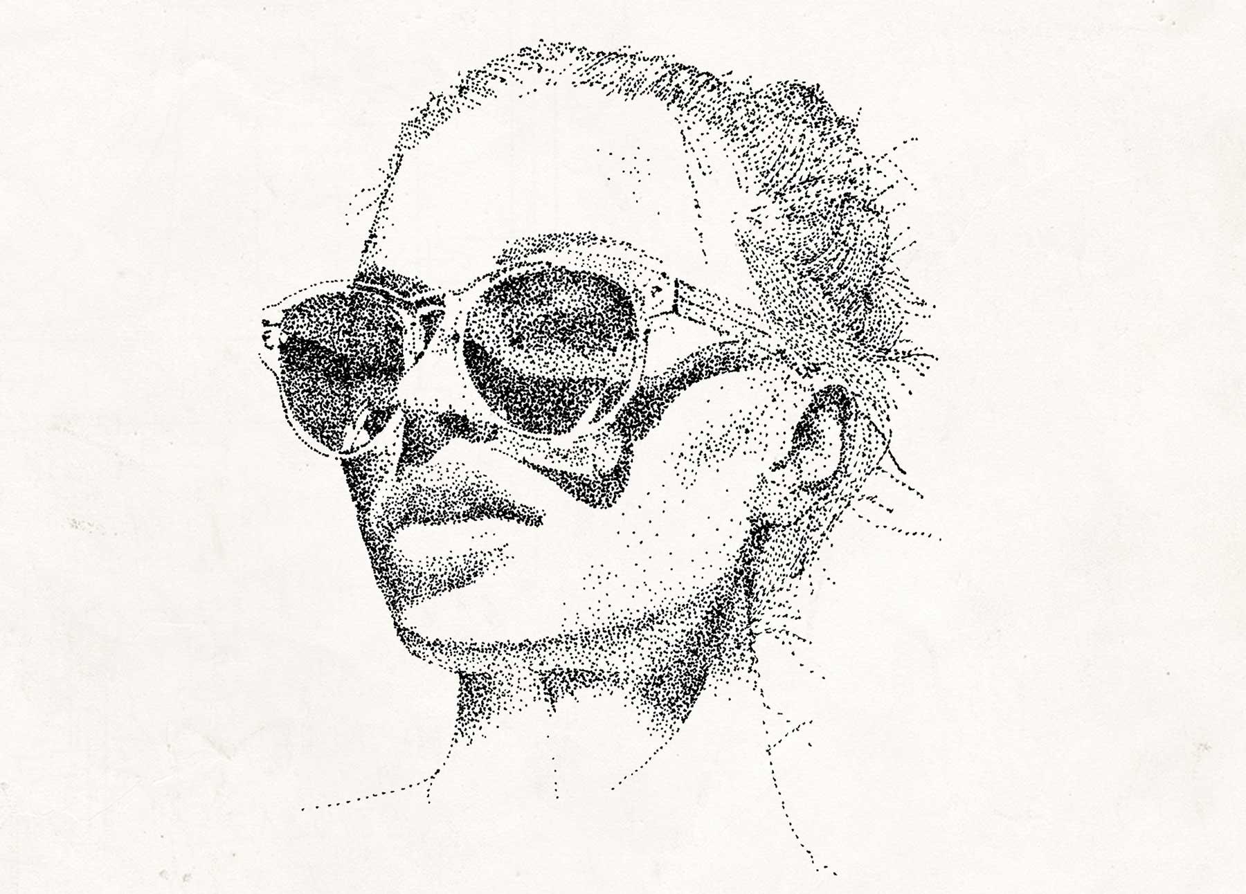 Zeichnungen: Butler