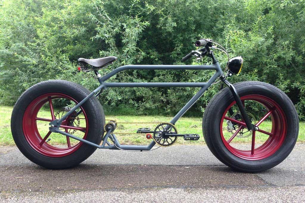 Ein Fahrrad mit Autoreifen fahrrad-mit-autoreifen_04