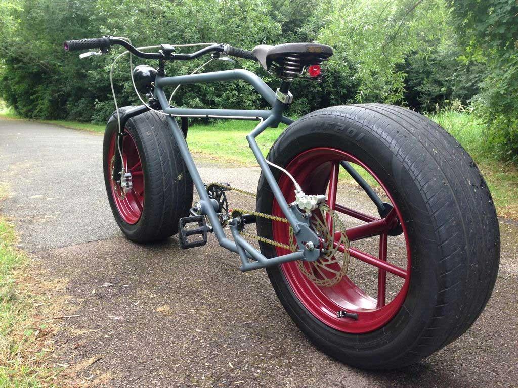 Ein Fahrrad mit Autoreifen fahrrad-mit-autoreifen_06