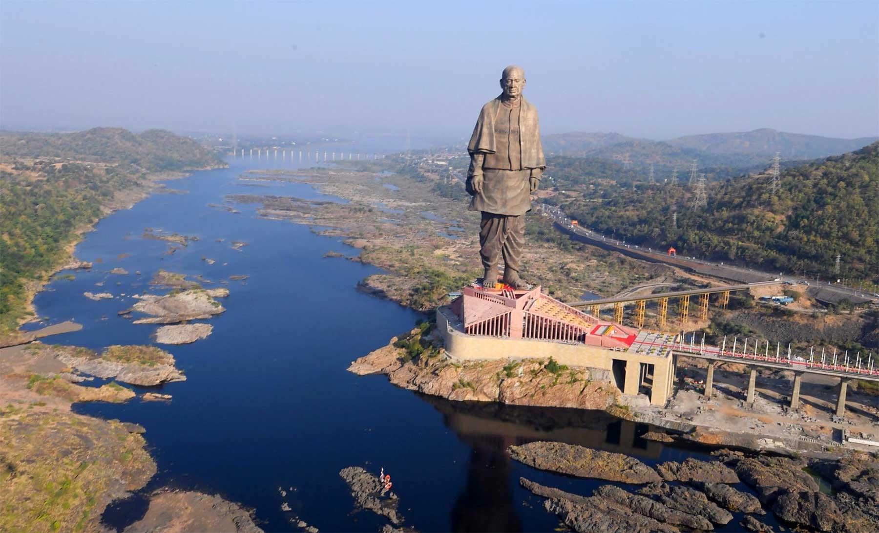 In Indien steht jetzt die größte Statue der Welt groesste-statue-der-welt-statue-of-unity_05