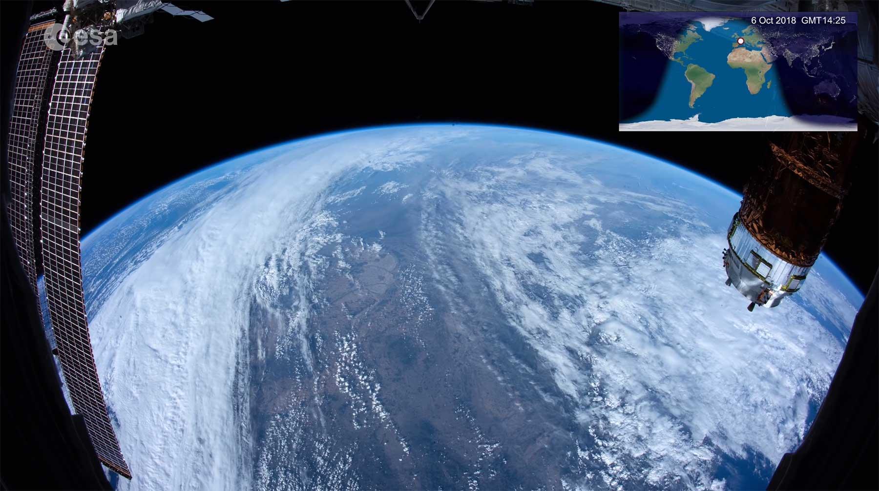 Das längste Timelapse-Video aus dem Weltall