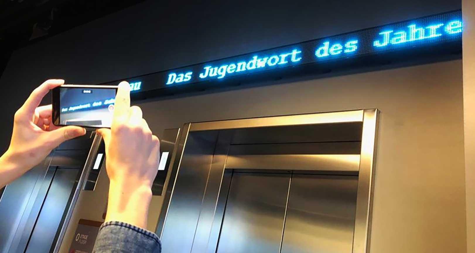 I bims nicht mehr! So wurde Ehrenmann/ Ehrenfrau zum Jugendwort des Jahres 2018