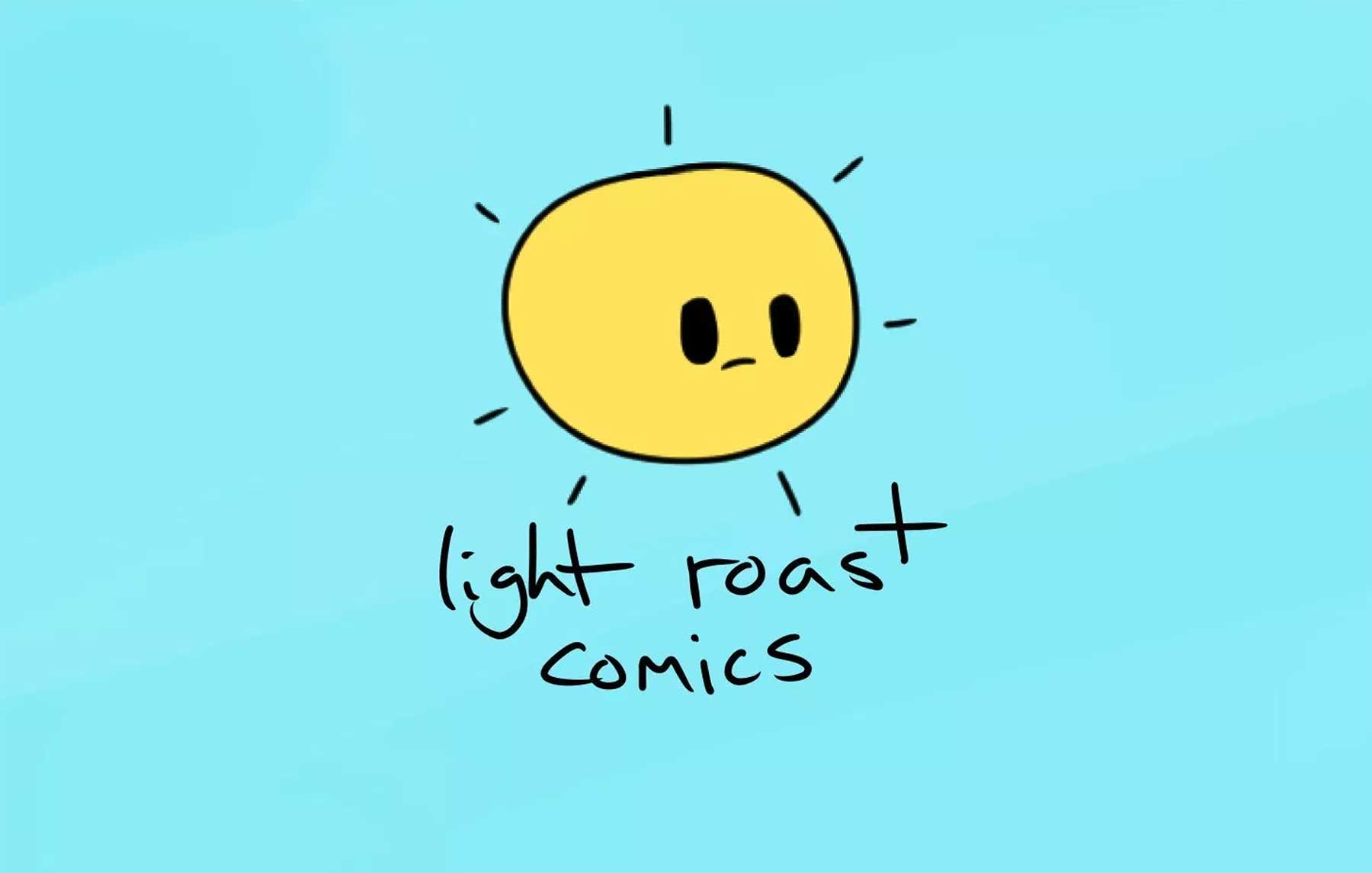 "Lustig: ""Light Roast Comics"" light-roast-comics_01"