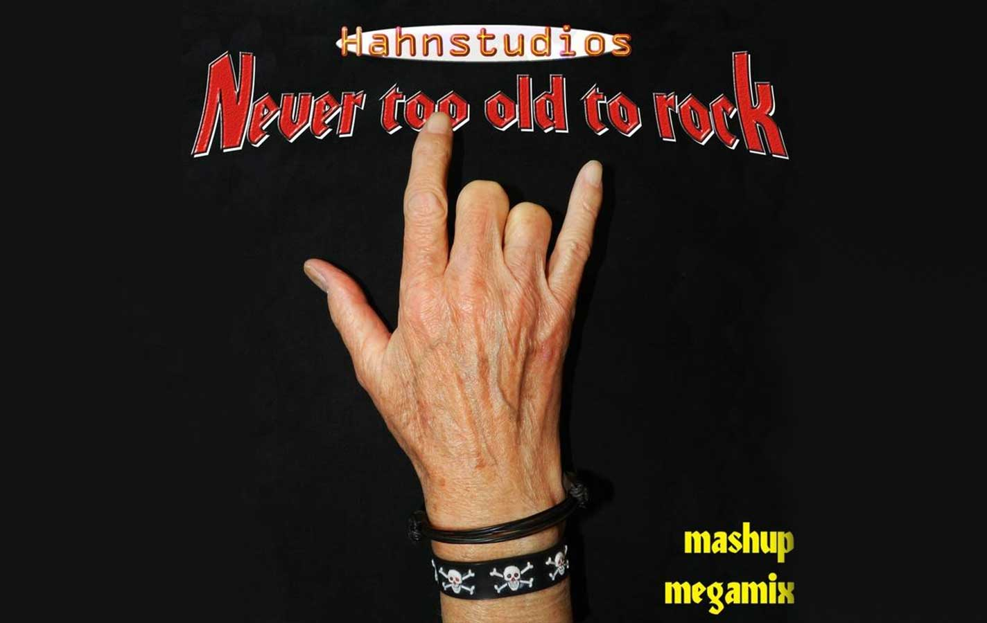 "Classic Rock Megamix ""Never Too Old To Rock"""