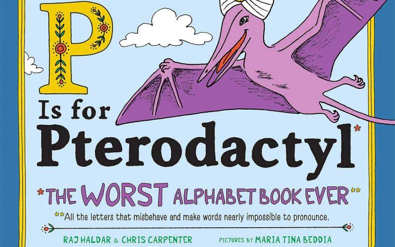 P steht für Pterodactylus