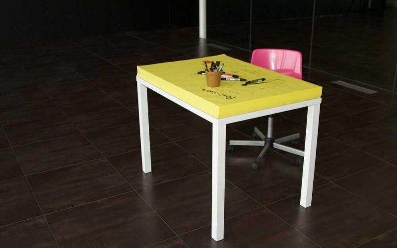 Der Post-It-Schreibtisch