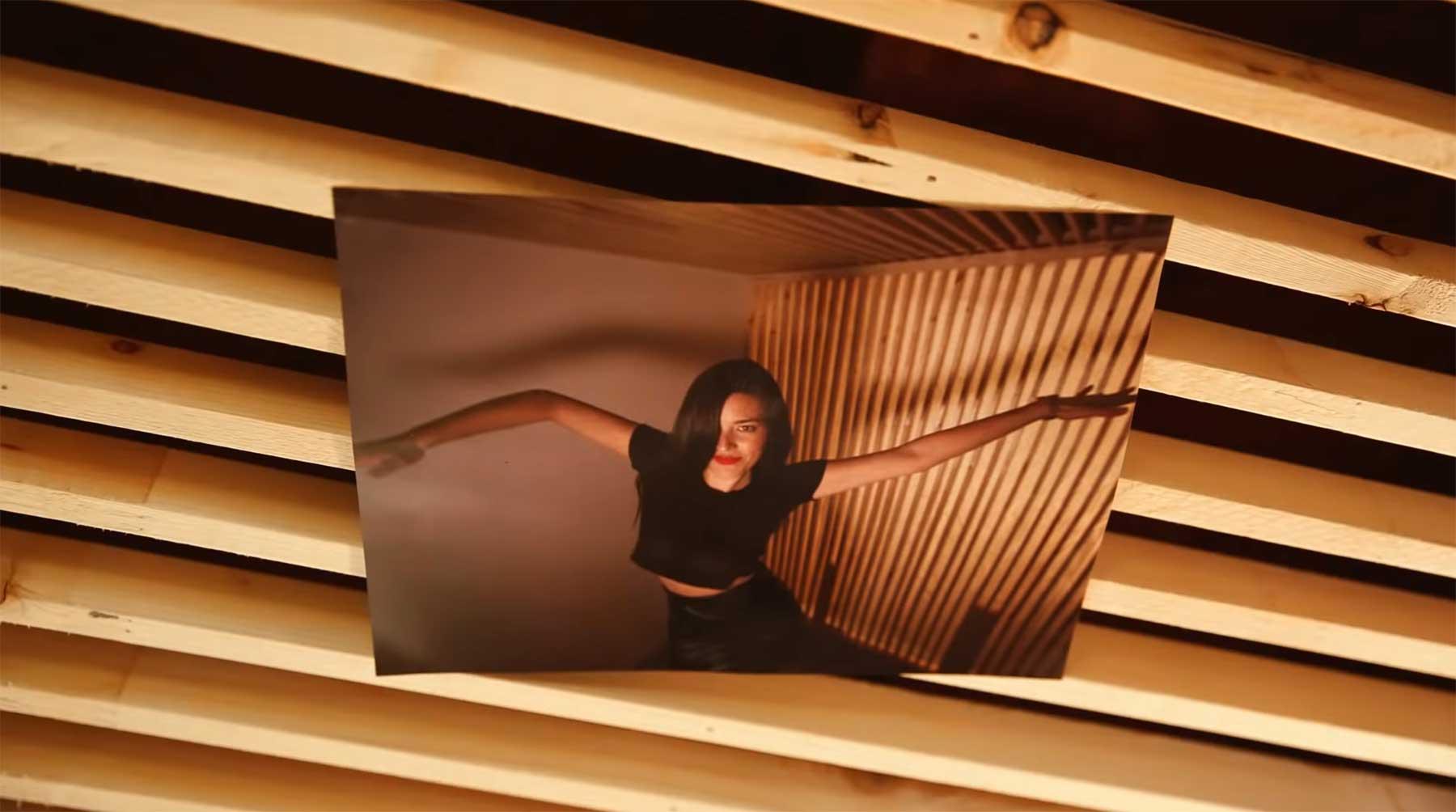 Musikvideo-Stopmotion mit 2.250 Fotodrucken