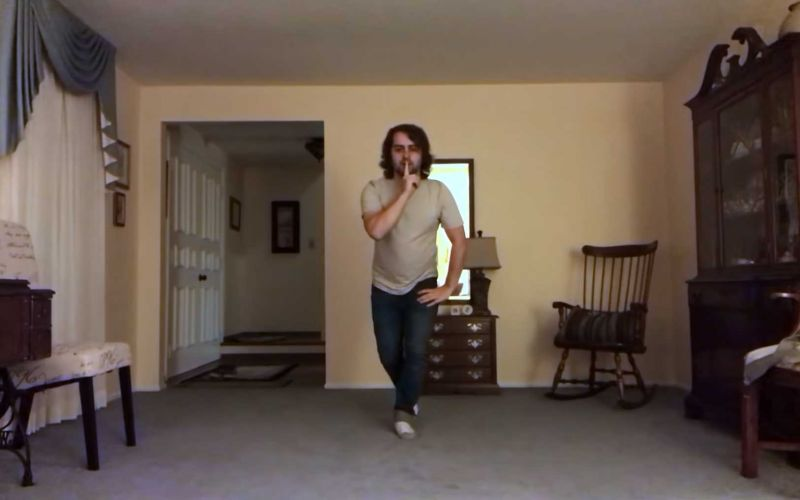 Das lustigste Tanz-Tutorial aller Zeiten