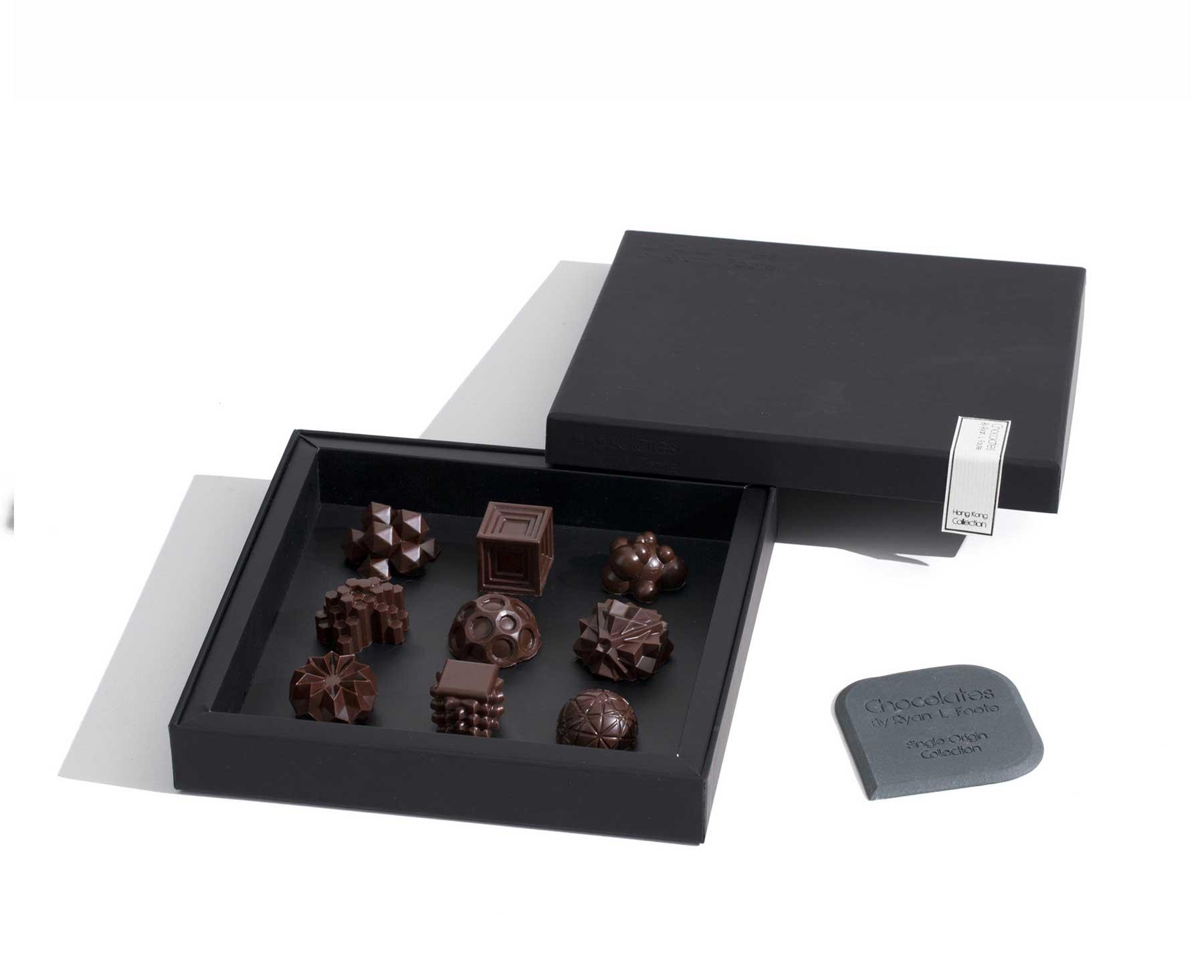 3D-gedruckte Schokoladen-Miniaturskulpturen 3d-gedruckte-schokolade-Ryan-L-Foote_09