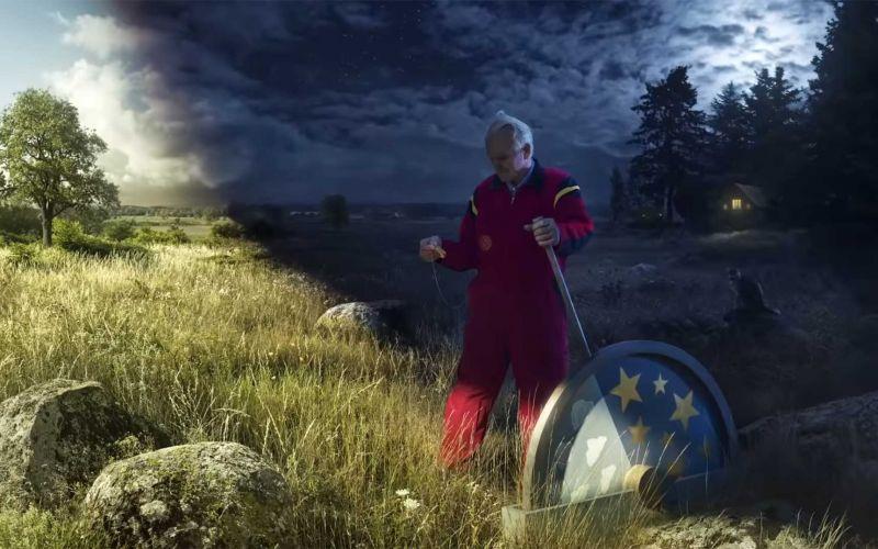 """So hat Erik Johansson sein Bild """"Daybreaker"""" geschaffen"""