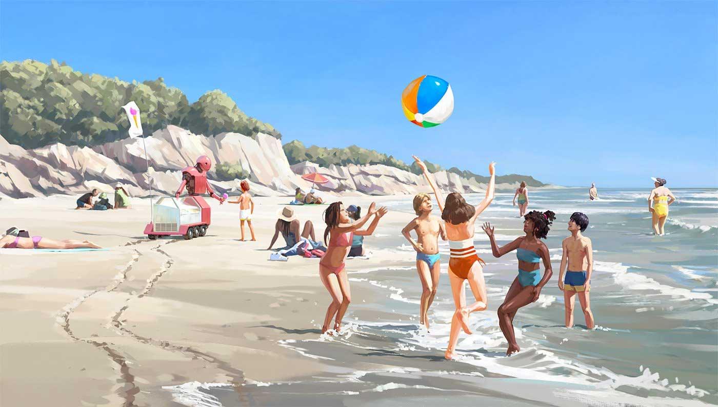 Digital Paintings: Goodname Studio