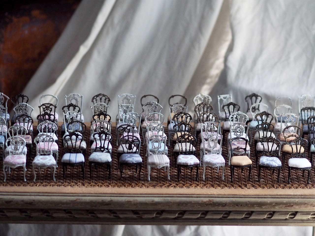 Detailreiche Miniatur-Skulpturen von Kiyomi Kiyomi-Miniatur_03