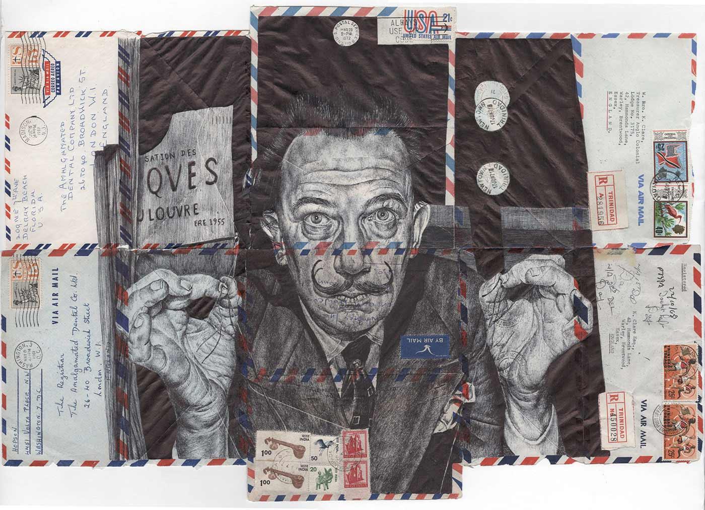 Neue Zeichnungen von Mark Powell