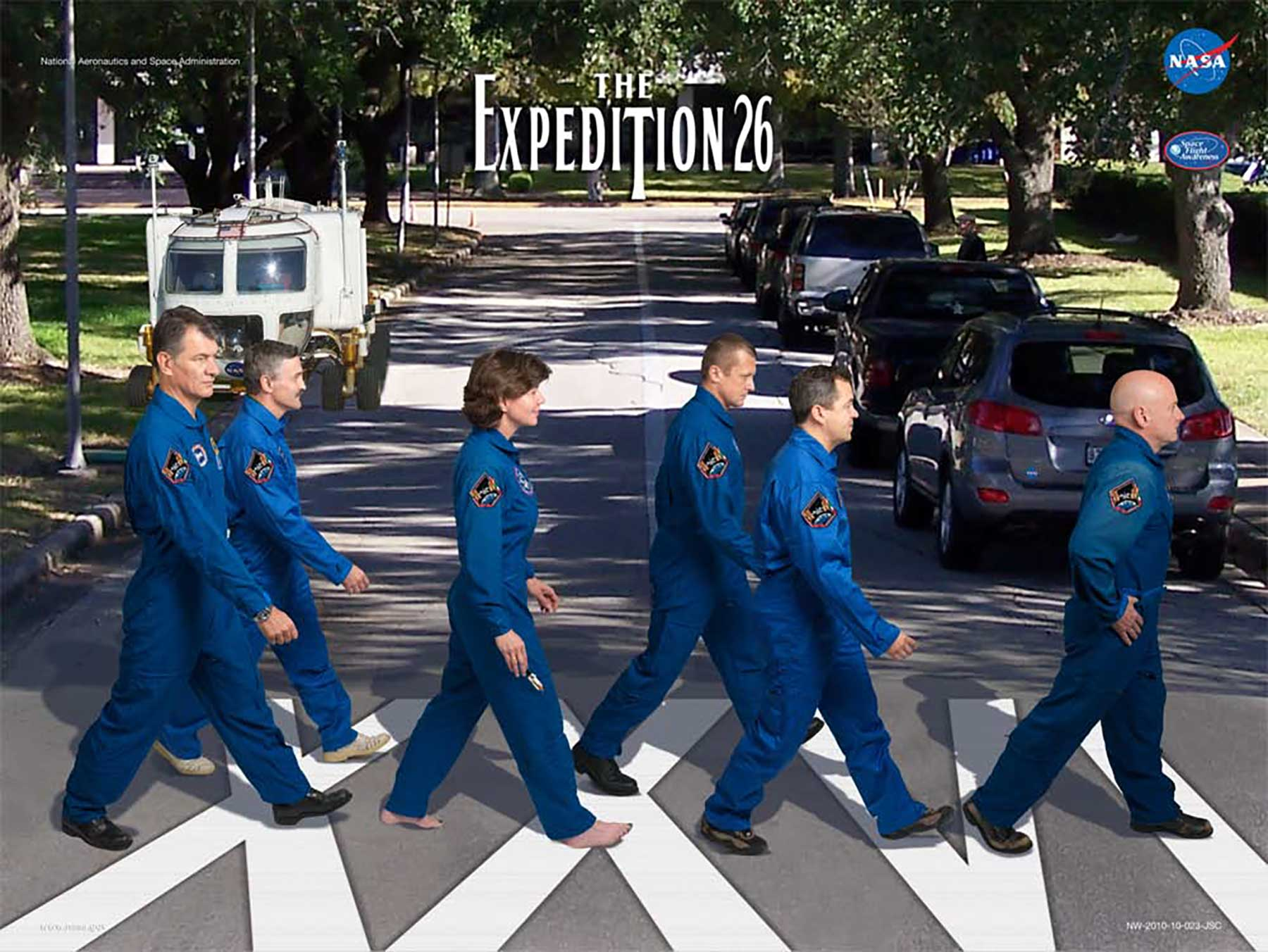 Die Expeditionsposter der NASA-Missionen stecken voller Popkultur NASA-Expeditionsposter_05