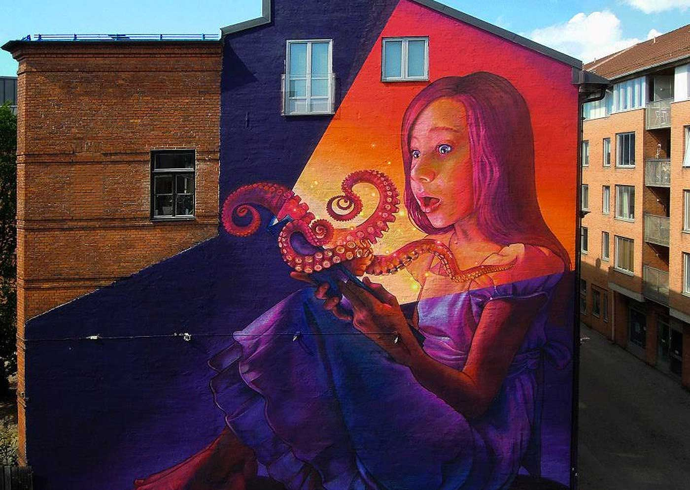 Street Art: Natalia Rak