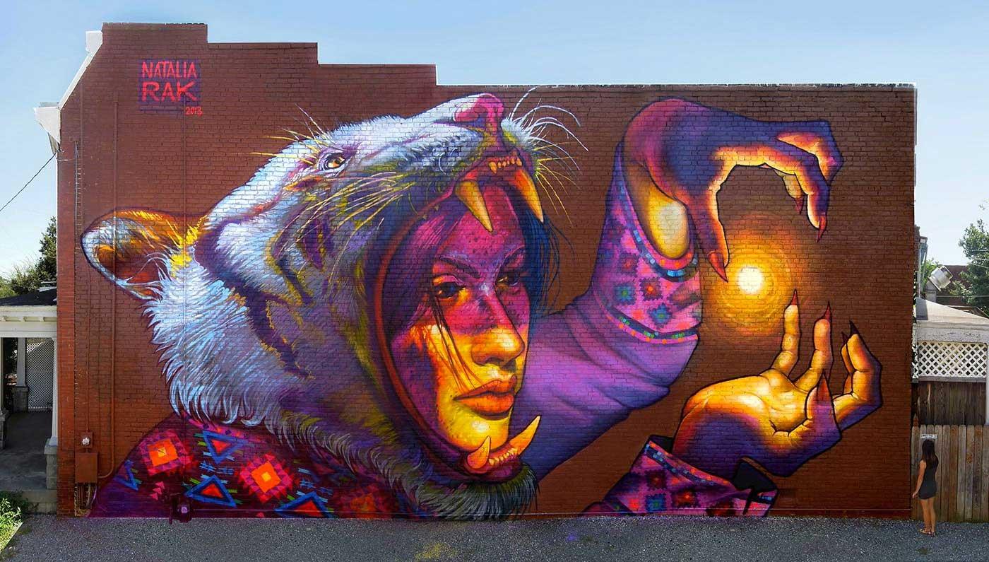 Street Art: Natalia Rak Natalia-Rak_06