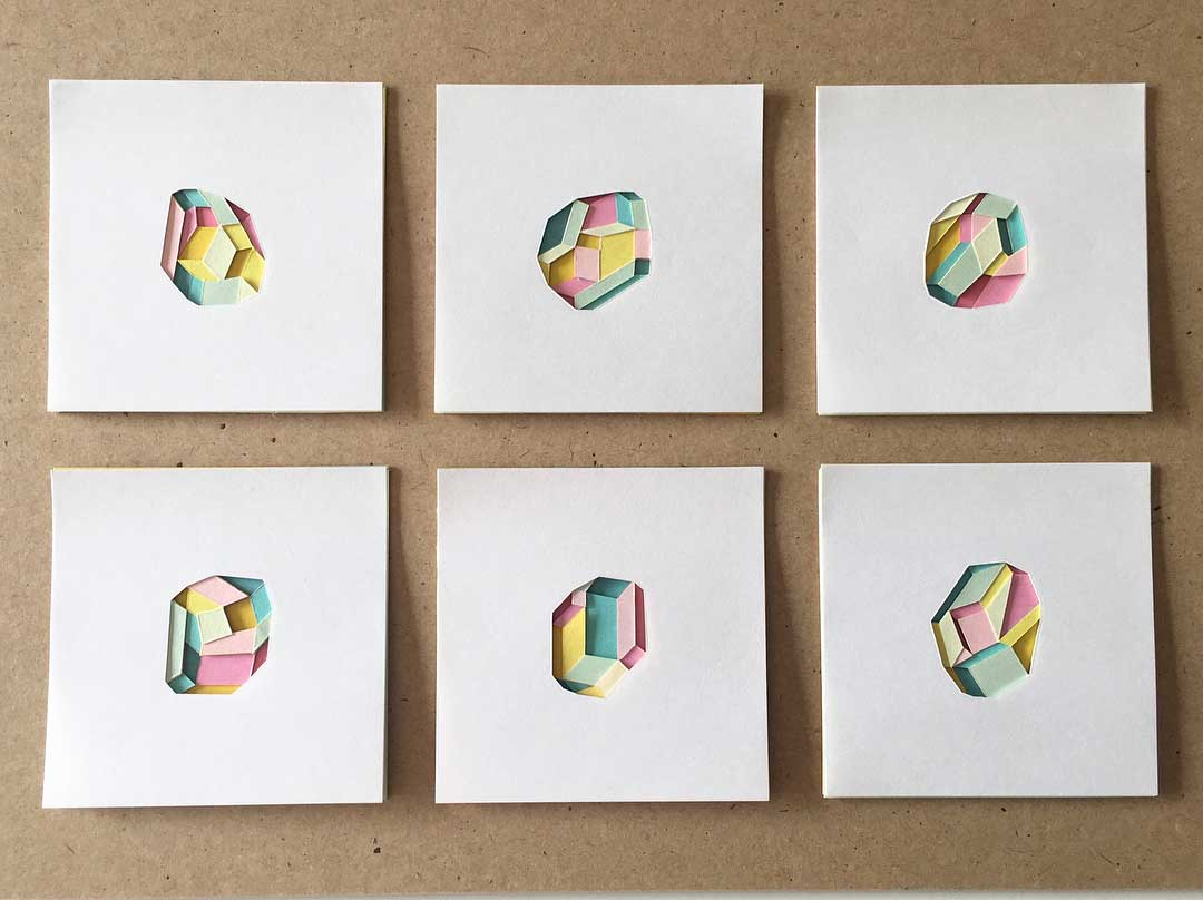 """Bei der """"Post It Show"""" gibt es Kunst im Kleinformat Post-It-SHow-14_04"""