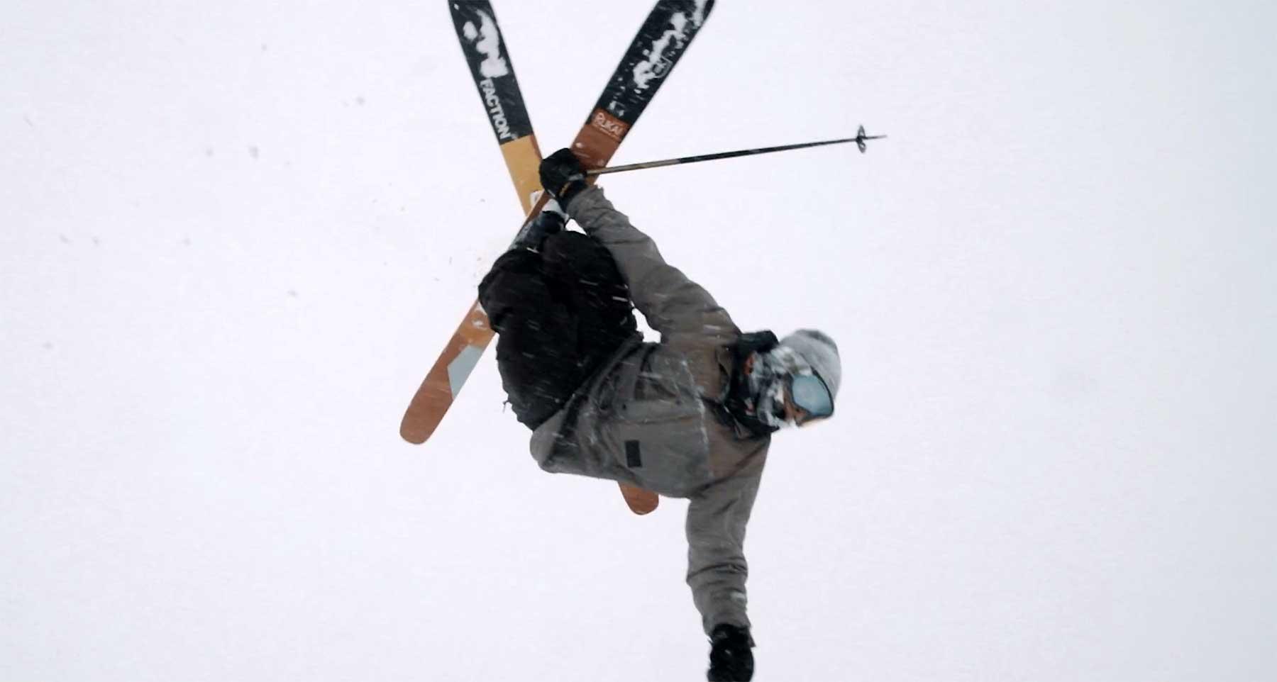 Ein richtig cool inszenierter Ski-Film SMELLY-SOCKS_Sayonara