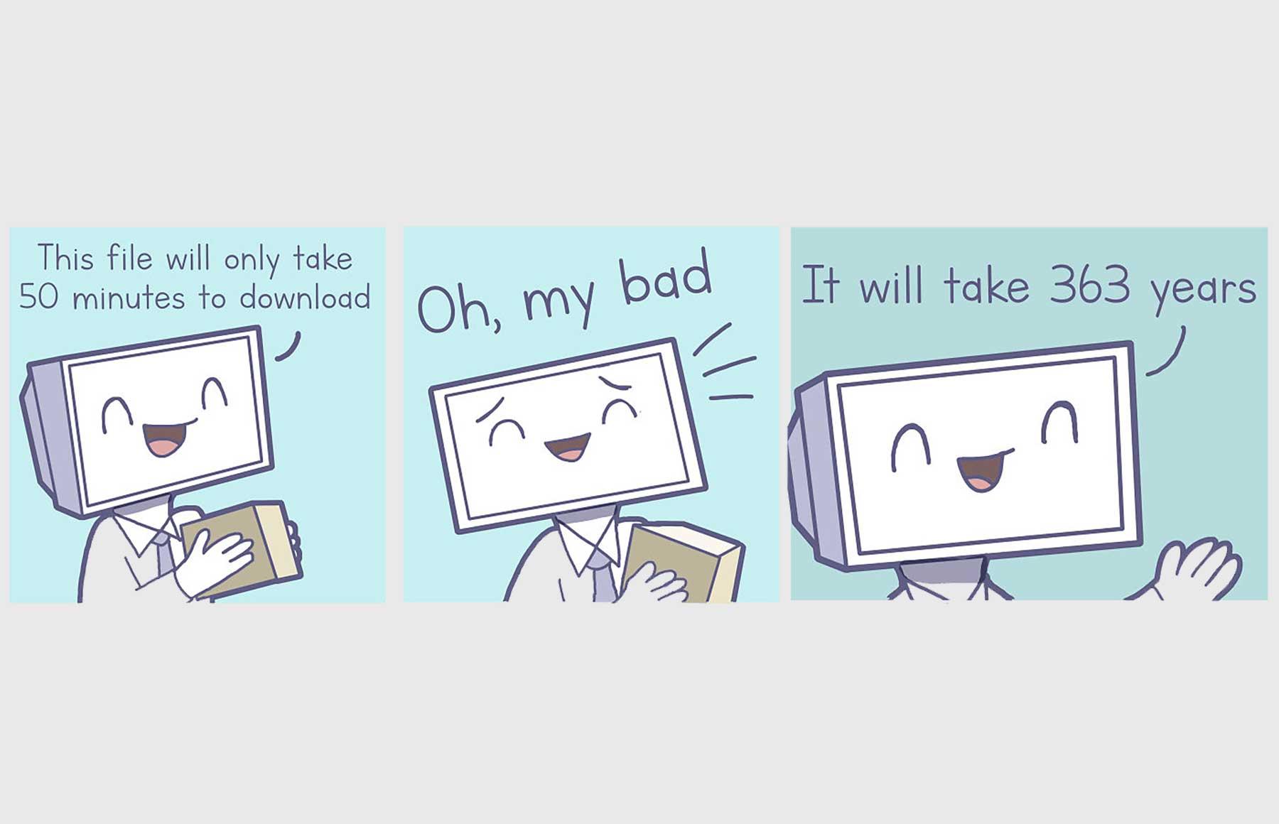 Wenn Computer Menschen wären