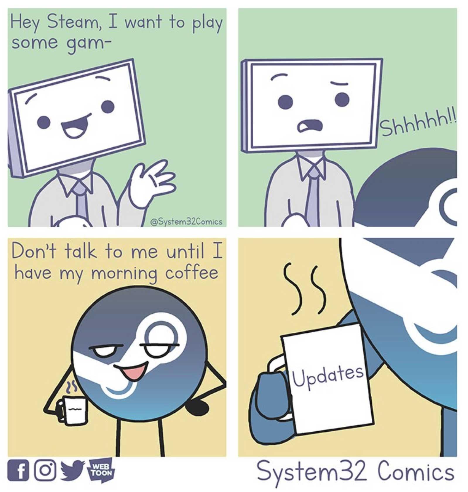 Wenn Computer Menschen wären System32Comics_03