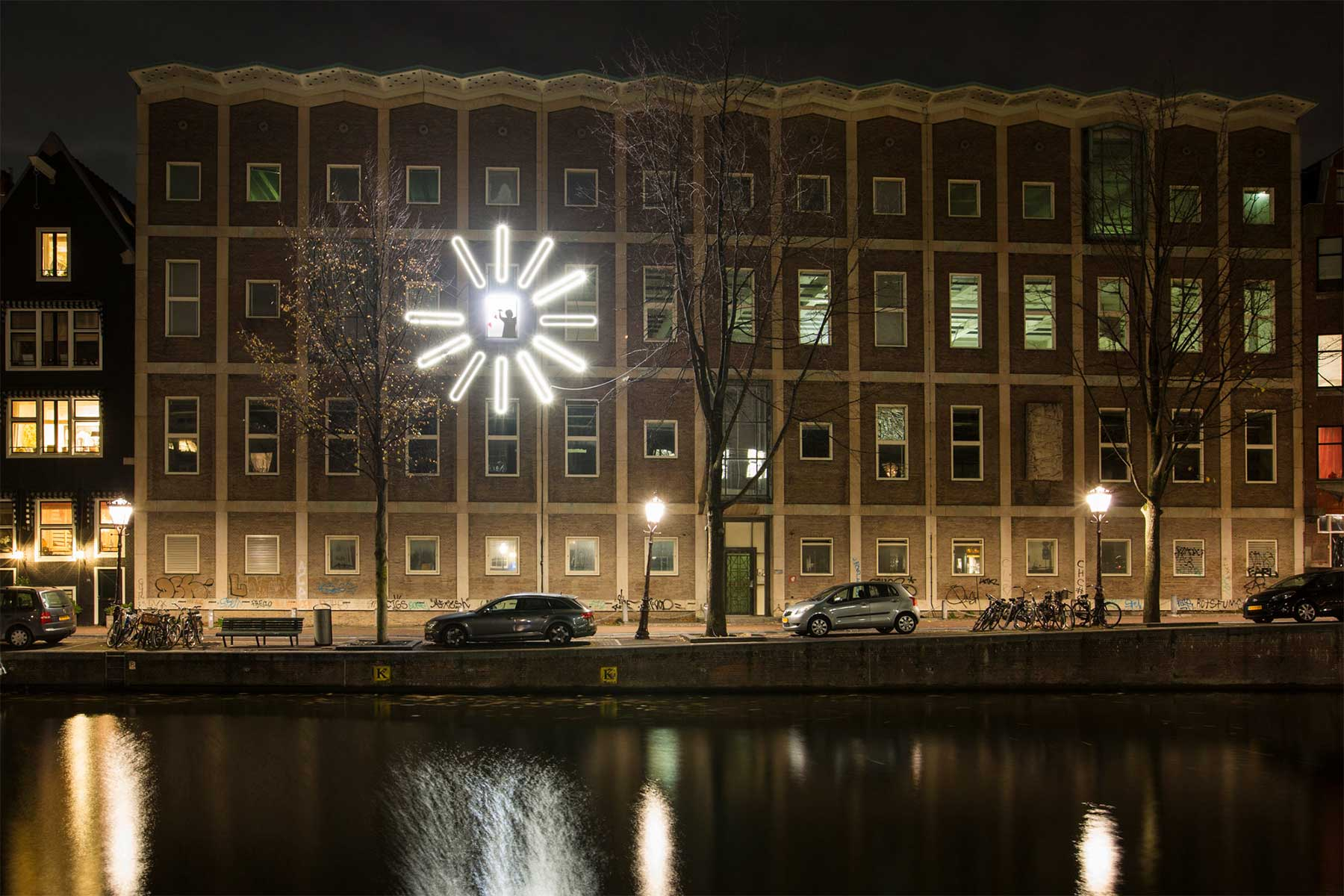 Die Highlights vom Amsterdam Light Festival 2018