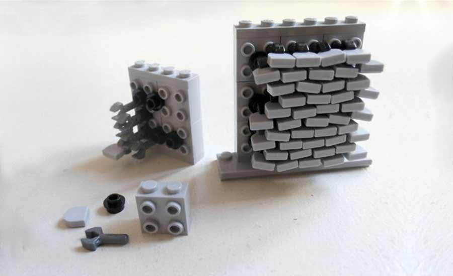 Kreative LEGO-Bautechniken