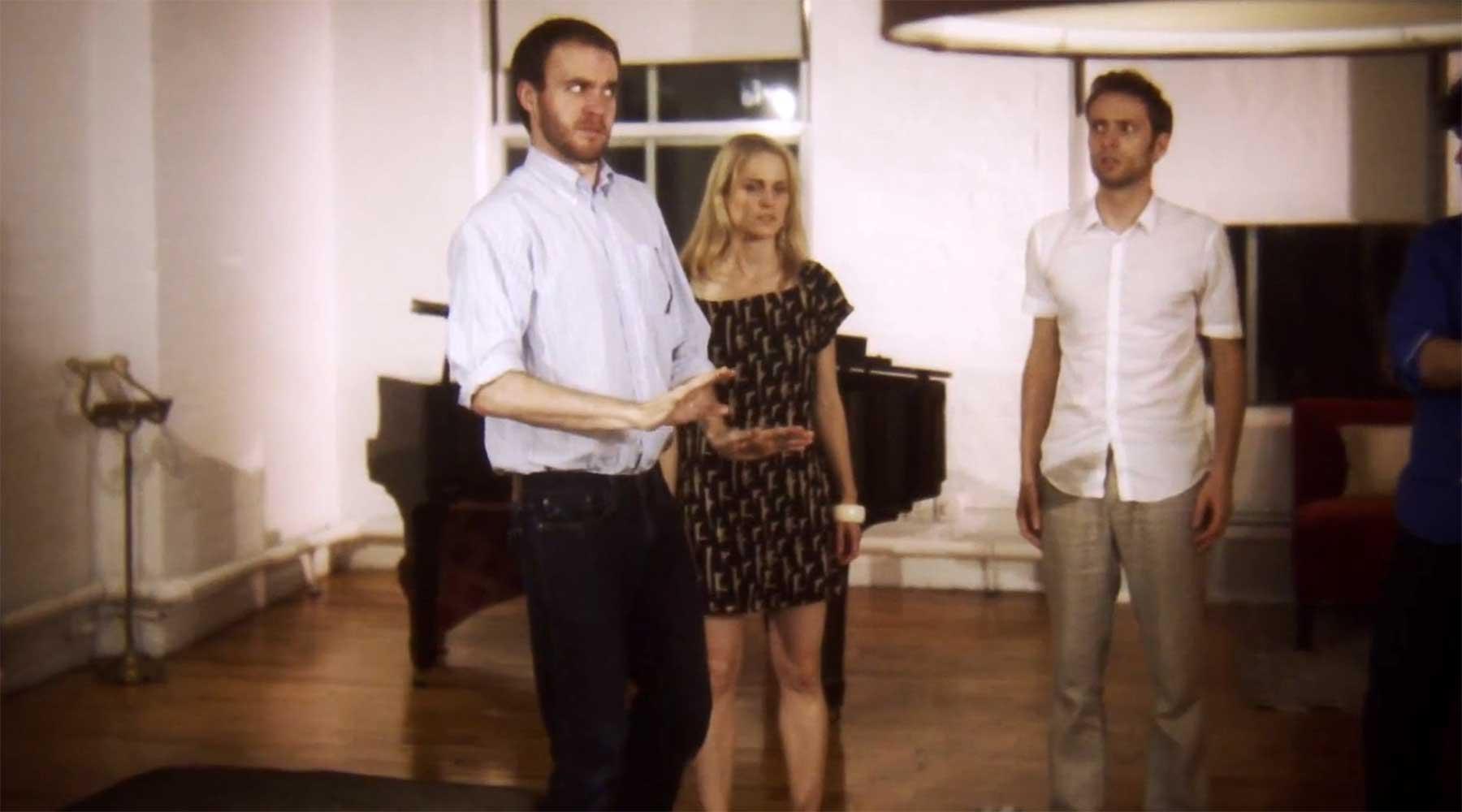 Unnützes Talent: Sterben auf Kommando kurzfilm-party-trick