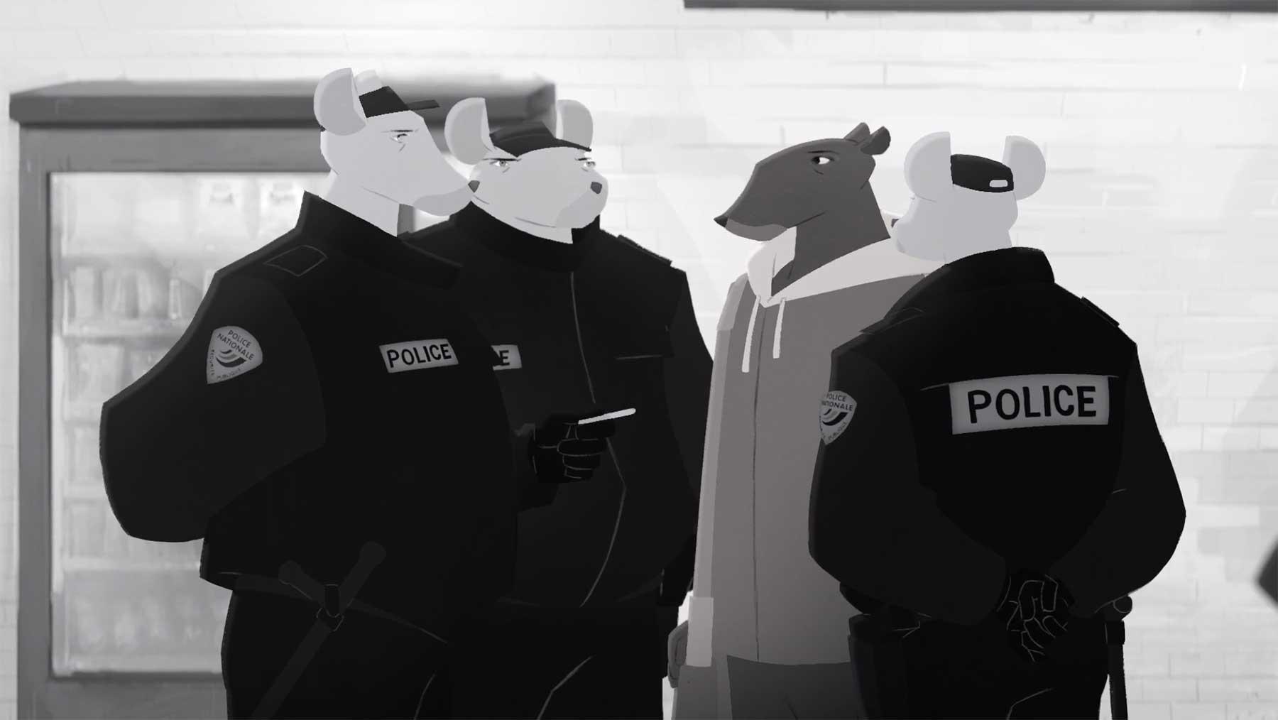 Ratten-Diskriminierung