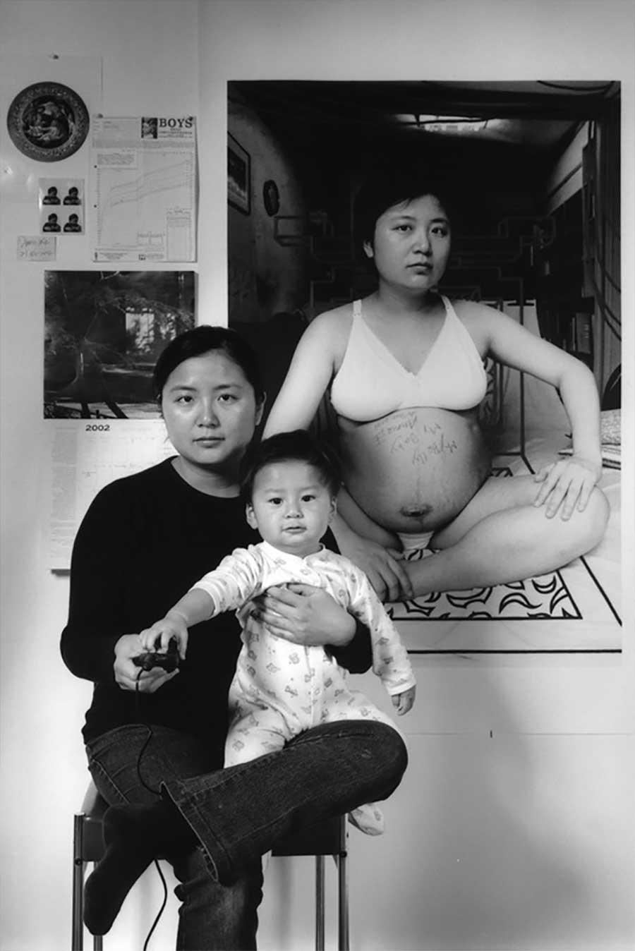 Mutter fügt 17 Jahre Bildebenen hinzu, die Sohn aufwachsen zeigen mutter-17-jahre-foto-in-foto_03