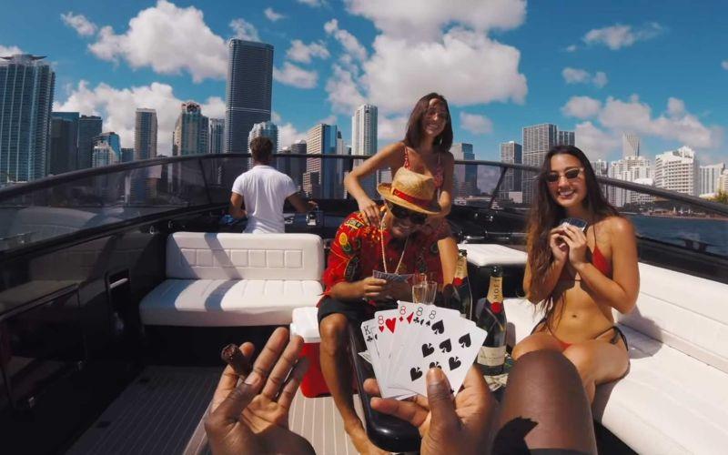 Nigel Sylvester: GO! 6 in Miami