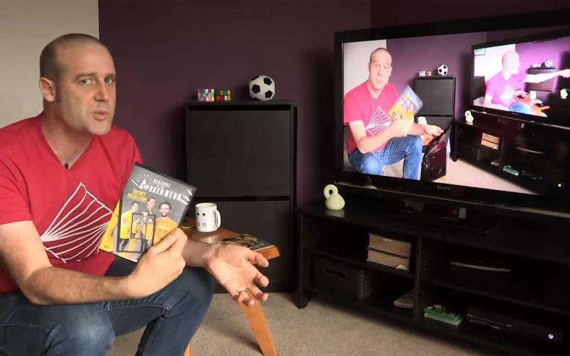 Unboxing einer DVD mit dem Unboxing einer DVD mit dem Unboxing einer DVD…