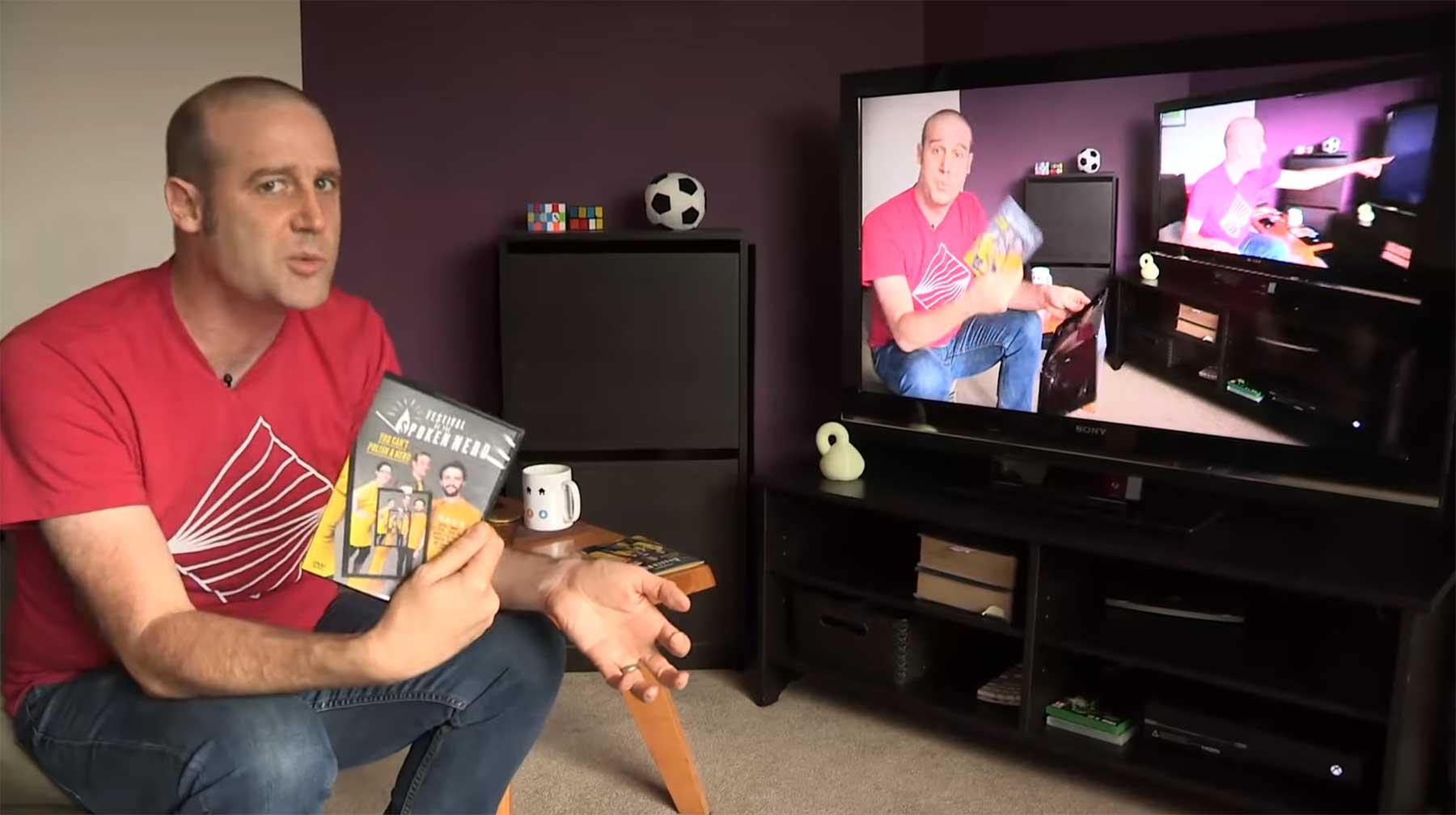 Unboxing einer DVD mit dem Unboxing einer DVD mit dem Unboxing einer DVD... unboxing-eines-unboxings