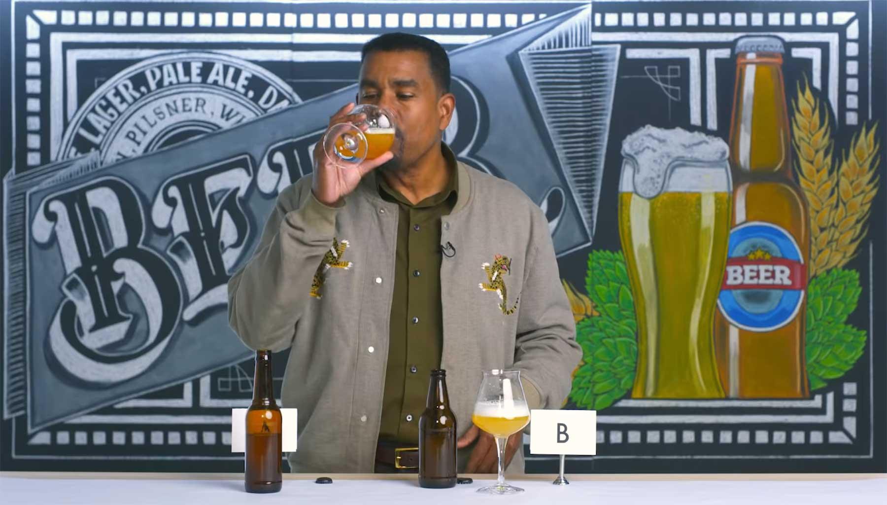Experte erklärt, woran man gutes Bier erkennt