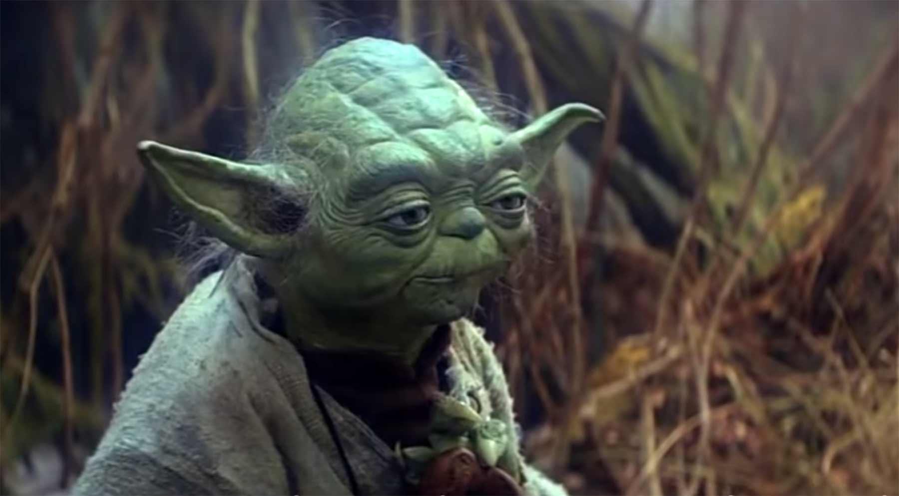 "Supercut: Yoda sagt ""Hmmm"""