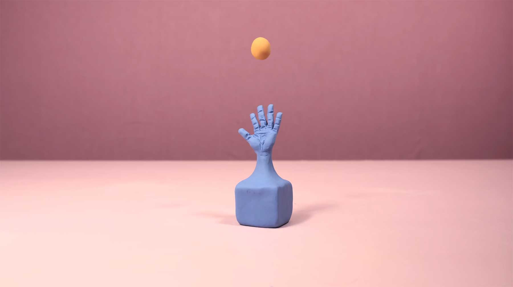 "Coole Knet-Stopmotion: ""DISTORTION"" DISTORTION-A-Stop-motion-Animation-by-Guldies"