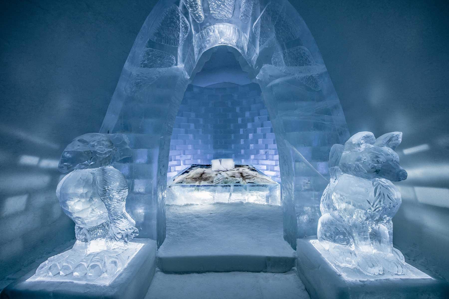 """Zum 29. Mal bietet das """"ICEHOTEL"""" coole Übernachtungen ICEHOTEL-29_01"""