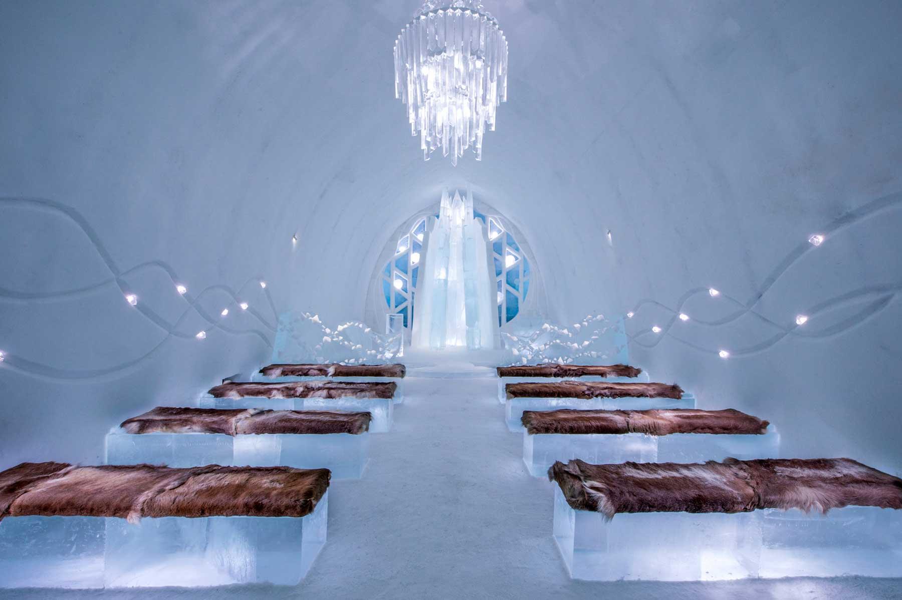 """Zum 29. Mal bietet das """"ICEHOTEL"""" coole Übernachtungen ICEHOTEL-29_02"""
