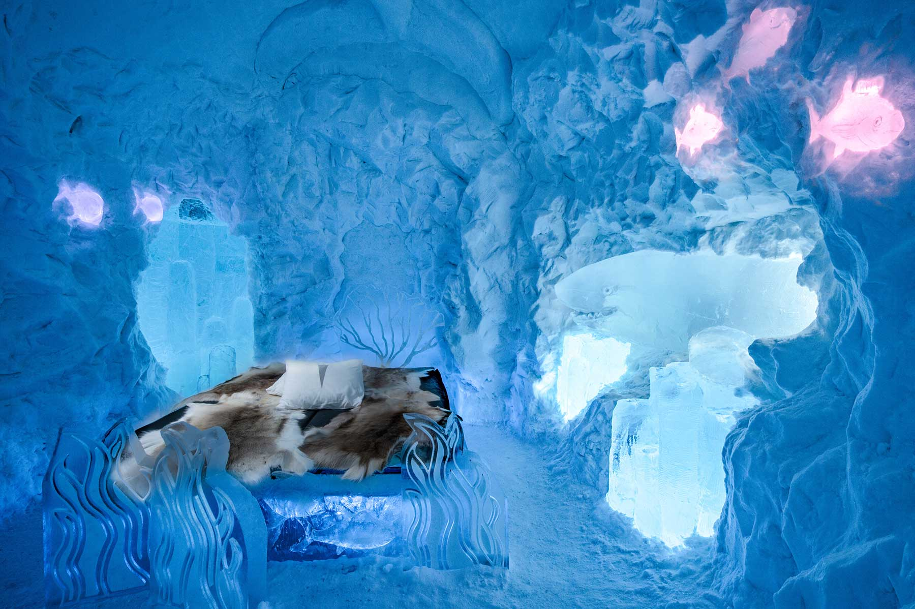 """Zum 29. Mal bietet das """"ICEHOTEL"""" coole Übernachtungen ICEHOTEL-29_03"""