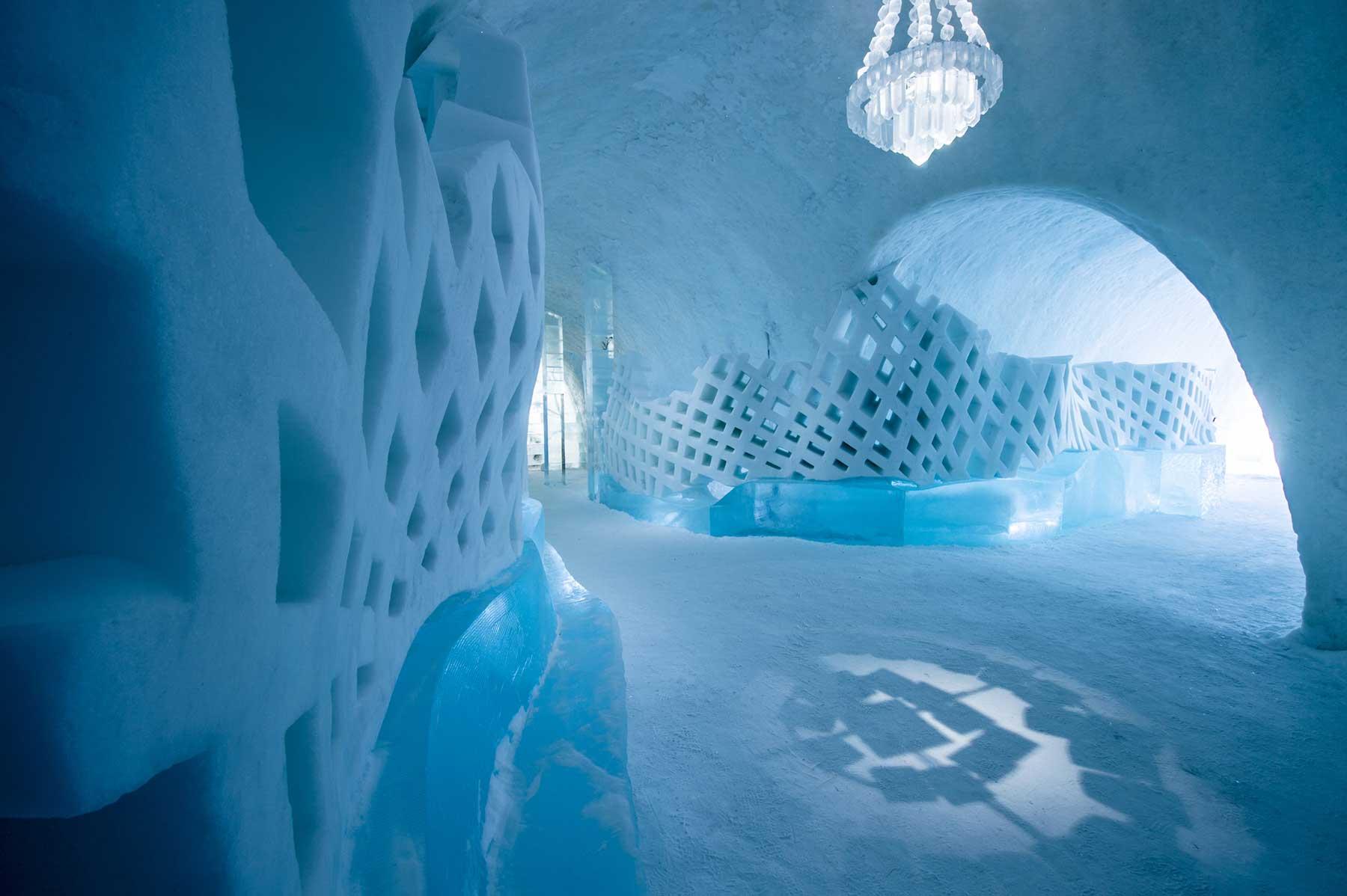 """Zum 29. Mal bietet das """"ICEHOTEL"""" coole Übernachtungen ICEHOTEL-29_04"""