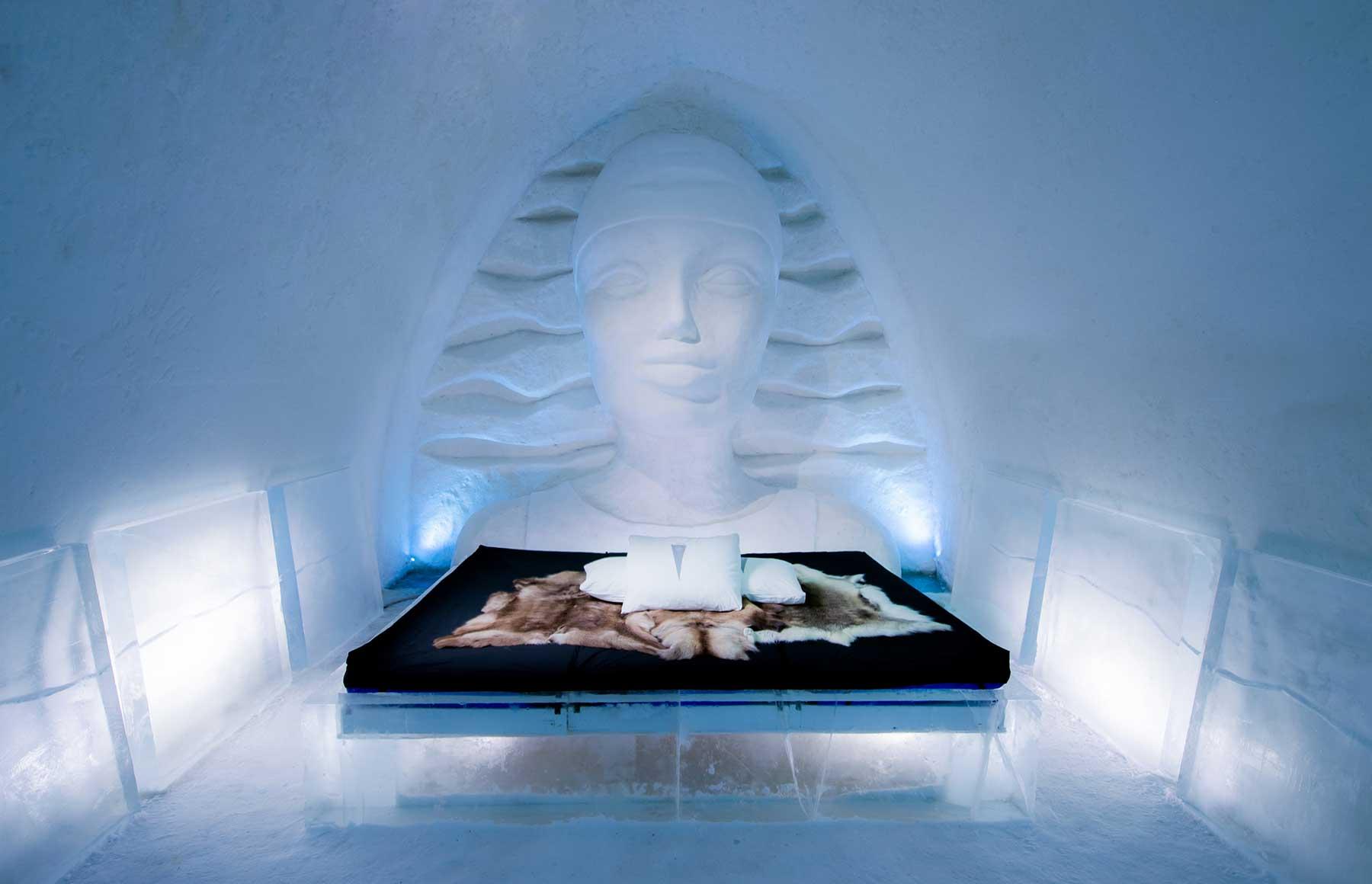 """Zum 29. Mal bietet das """"ICEHOTEL"""" coole Übernachtungen ICEHOTEL-29_05"""