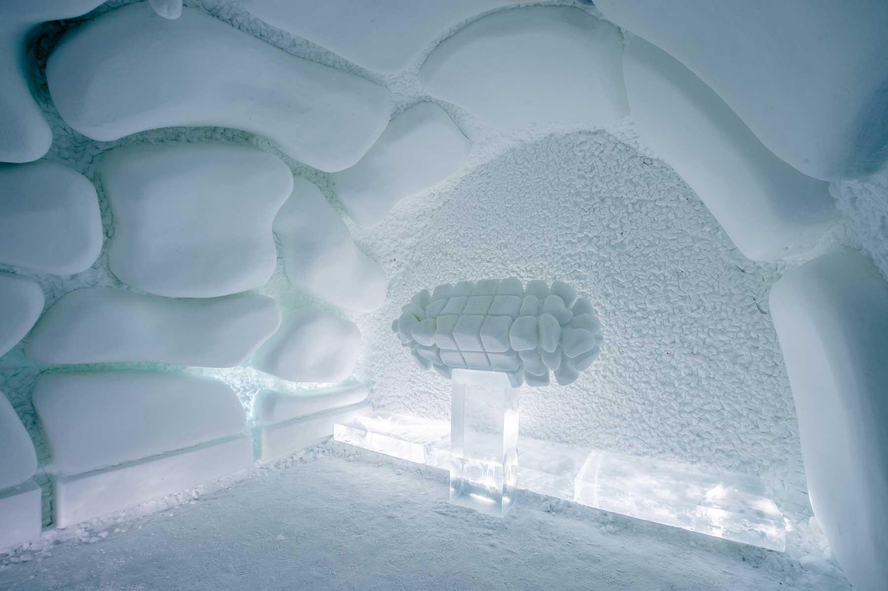 """Zum 29. Mal bietet das """"ICEHOTEL"""" coole Übernachtungen ICEHOTEL-29_06"""