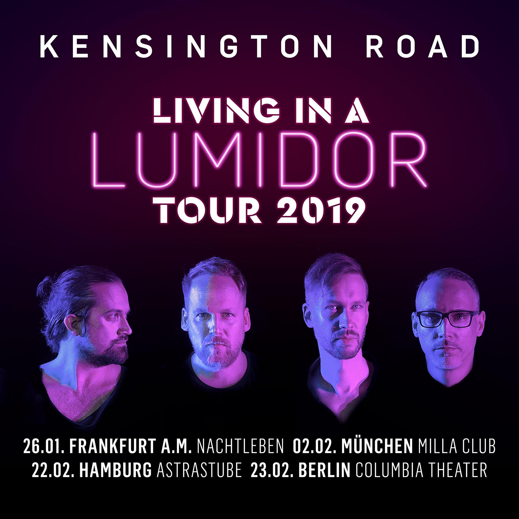 LangweileDich.net präsentiert: Kensington Road Tour 2019 Kensington-Road-Lumidor-Tour_03