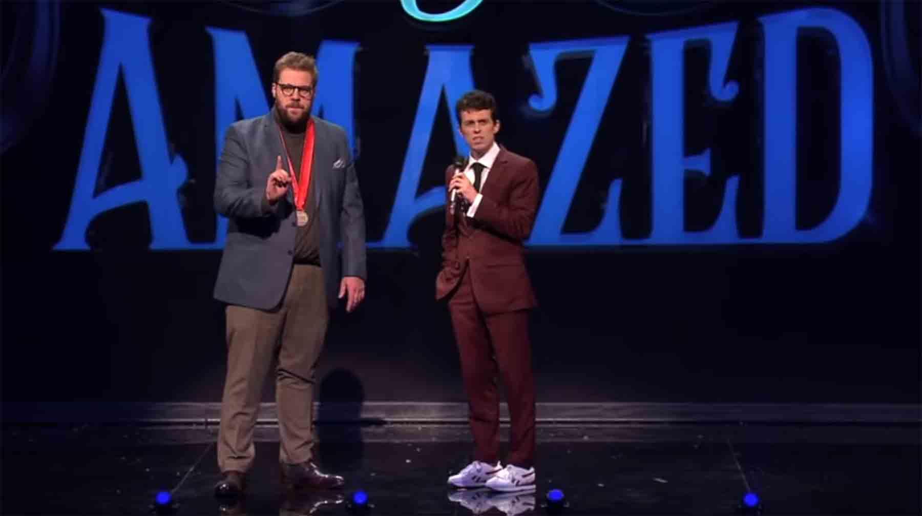 Wenn Magie bewusst schief geht, um Comedy zu schaffen