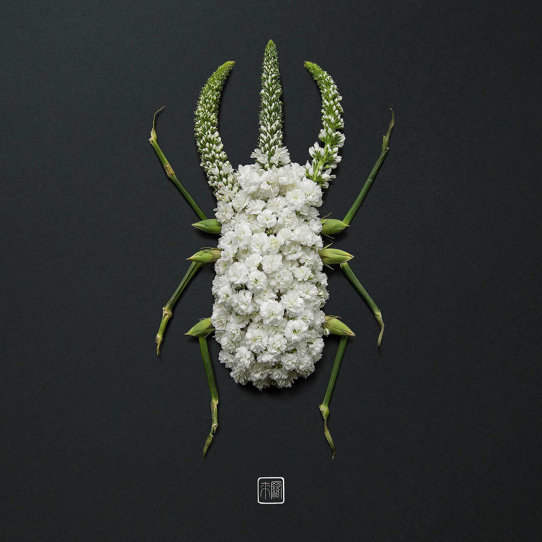 Tiere aus Blumenblüten Tiere-aus-blumenblueten-Raku-Inoue_04
